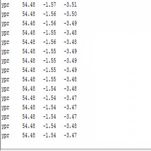YAW Calculation from MPU6050